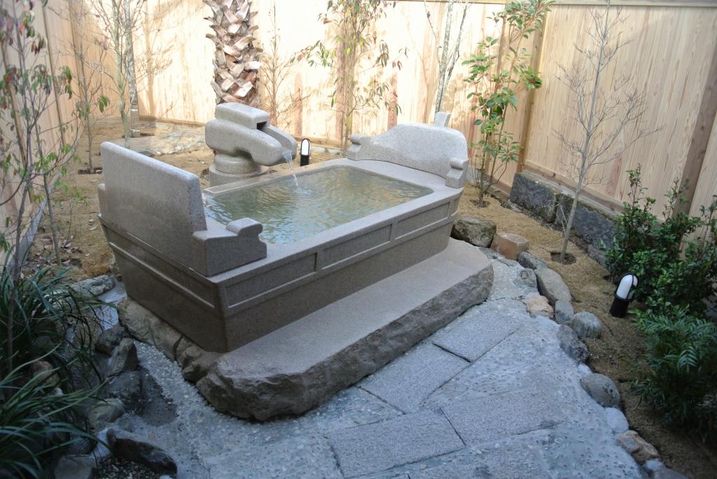 金木犀 露天風呂