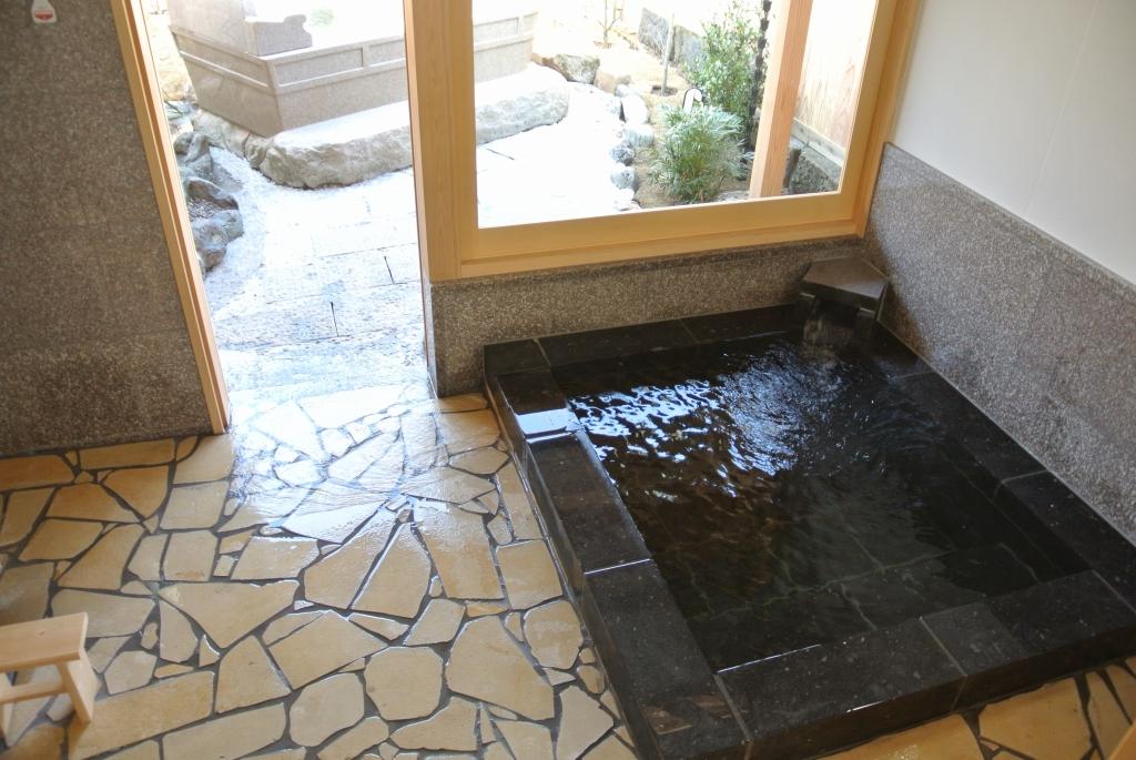 金木犀内風呂